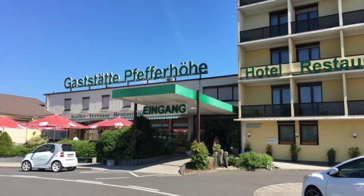 Restaurant-Hotel-Pfefferhöhe Alsfeld